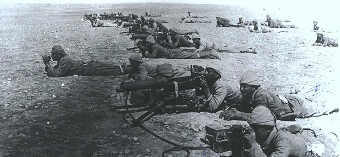 Etkileri bir asırdır süren 1. Dünya Savaşı bu karelerde 49