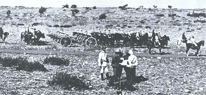 Etkileri bir asırdır süren 1. Dünya Savaşı bu karelerde 51