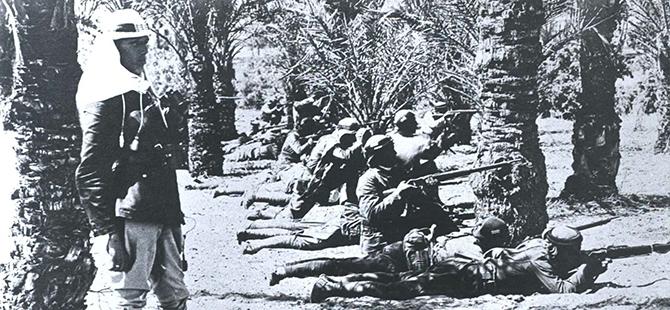 Etkileri bir asırdır süren 1. Dünya Savaşı bu karelerde 57