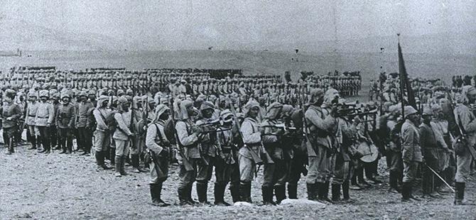 Etkileri bir asırdır süren 1. Dünya Savaşı bu karelerde 58