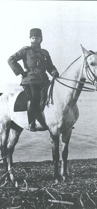 Etkileri bir asırdır süren 1. Dünya Savaşı bu karelerde 6