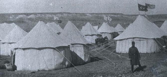 Etkileri bir asırdır süren 1. Dünya Savaşı bu karelerde 61