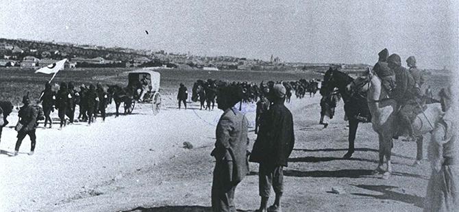 Etkileri bir asırdır süren 1. Dünya Savaşı bu karelerde 63