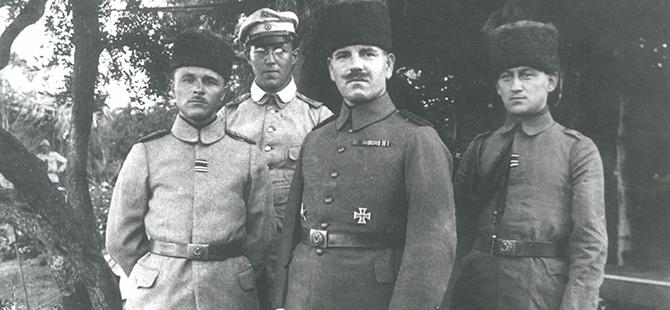 Etkileri bir asırdır süren 1. Dünya Savaşı bu karelerde 9