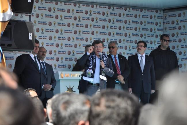 Bakan Davutoğlu Konya'da 3 6