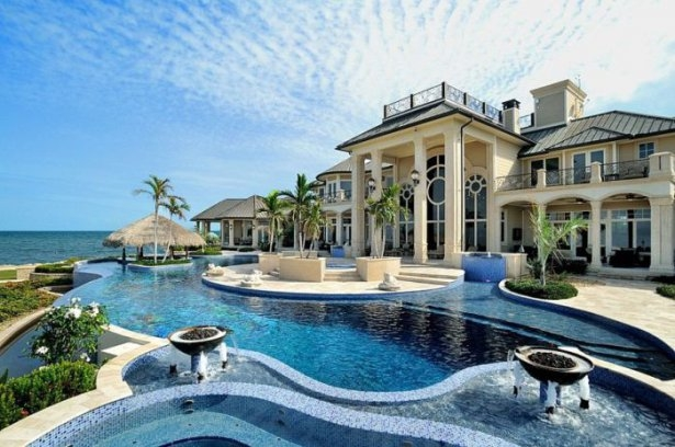 Rüyaları süsleyen inanılmaz evler 1