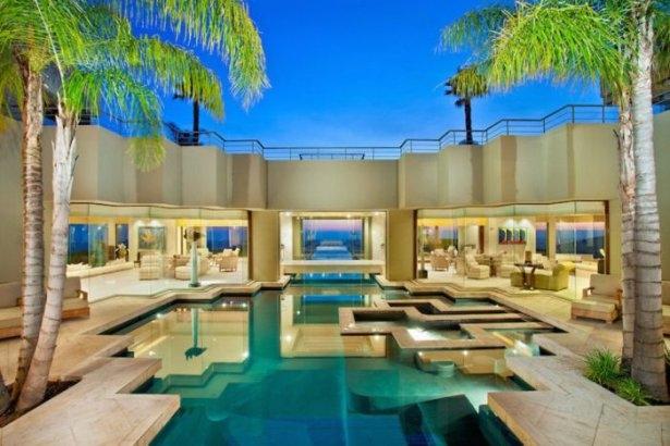 Rüyaları süsleyen inanılmaz evler 26