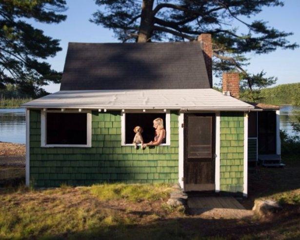 Rüyaları süsleyen inanılmaz evler 28