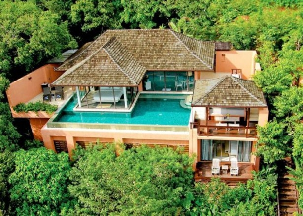 Rüyaları süsleyen inanılmaz evler 31