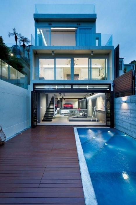 Rüyaları süsleyen inanılmaz evler 40