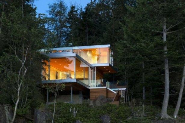 Rüyaları süsleyen inanılmaz evler 8