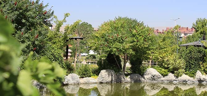 Konya'daki küçük Japonya 7