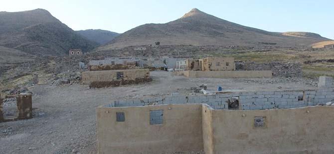 Film için Konya'ya köy kurdular 1