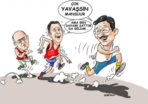 Bu karikatürler çok konuşulacak 11