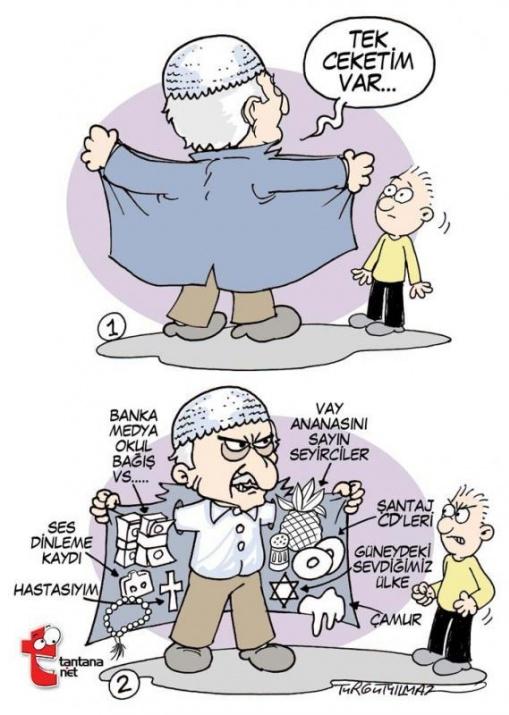 Bu karikatürler çok konuşulacak 2