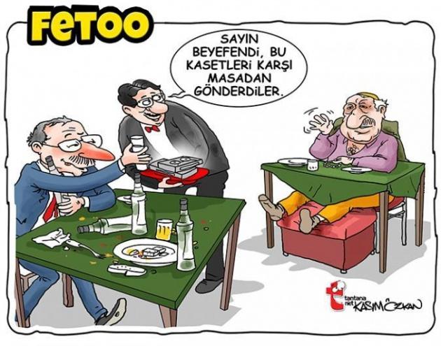 Bu karikatürler çok konuşulacak 4