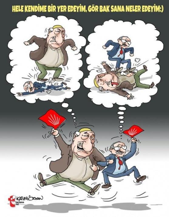 Bu karikatürler çok konuşulacak 7