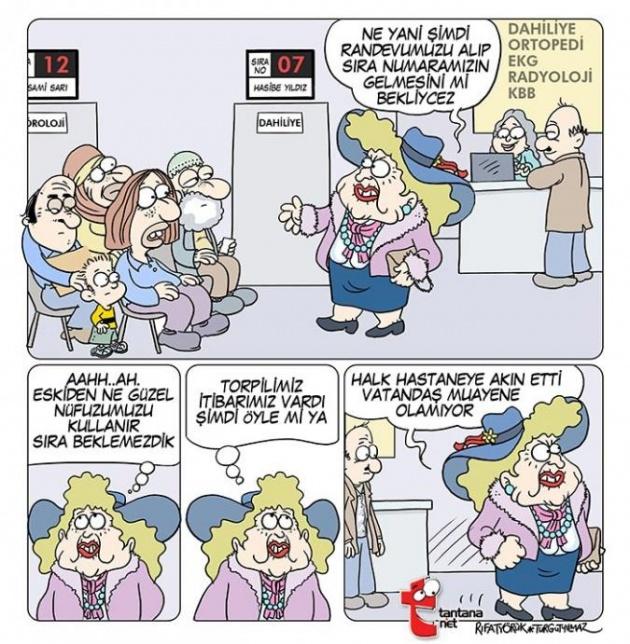 Bu karikatürler çok konuşulacak 8