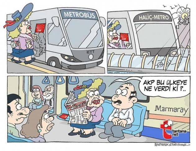 Bu karikatürler çok konuşulacak 9
