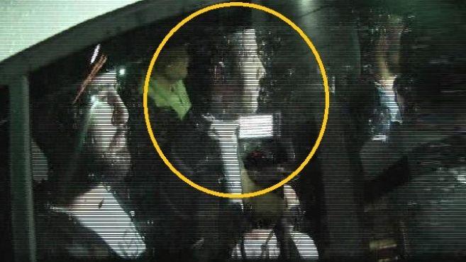 Baransu polislerden kaçmaya çalıştı 9