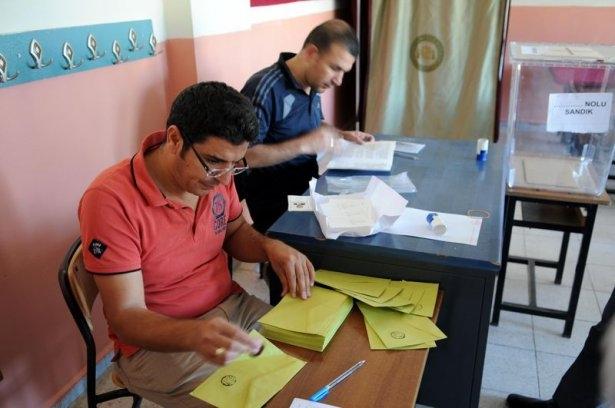 Türkiye genelinde oy verme işlemi başladı 2