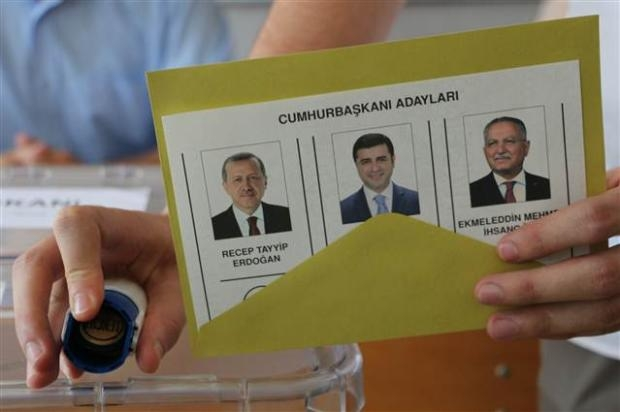 Türkiye genelinde oy verme işlemi başladı 35