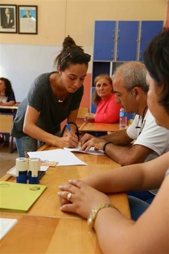 Türkiye genelinde oy verme işlemi başladı 36