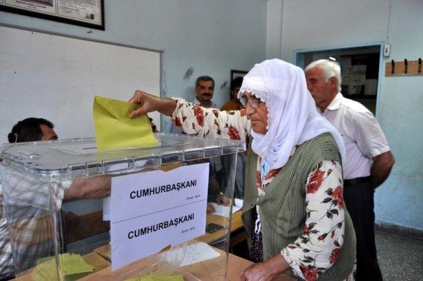 Türkiye genelinde oy verme işlemi başladı 4