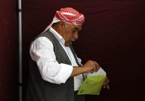 Türkiye genelinde oy verme işlemi başladı 43