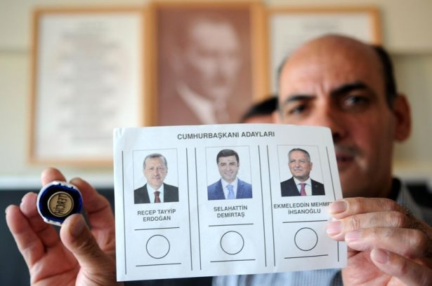 Türkiye genelinde oy verme işlemi başladı 5