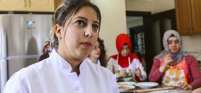 Selçuklu ve Osmanlı mutfağını öğreniyorlar 16