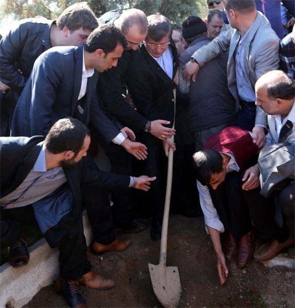 Talha Bayrakçı Cenazesinden Fotoğraflar 1