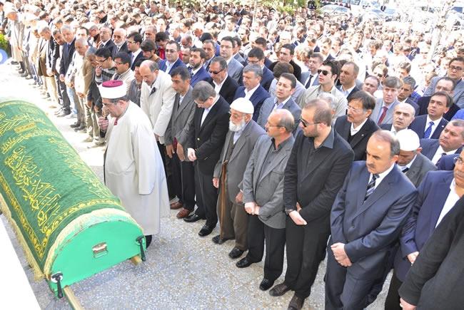 Talha Bayrakçı Cenazesinden Fotoğraflar 2
