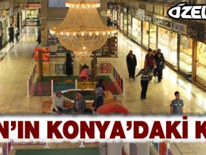 ALTIN'IN KONYA'DAKİ KALBİ