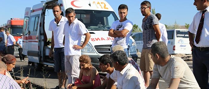 Aksaray'da feci kaza: 6 ölü 2