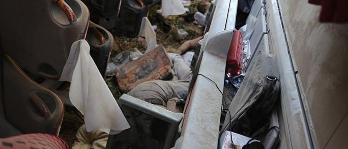 Aksaray'da feci kaza: 6 ölü 4