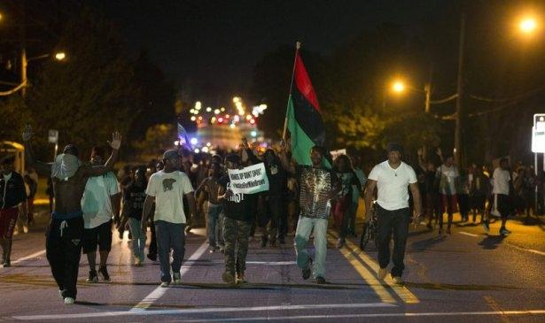 ABD Sokakları Karıştı: 1 Ölü 11