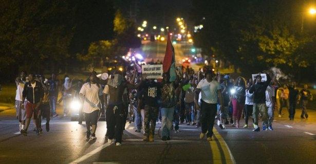 ABD Sokakları Karıştı: 1 Ölü 15