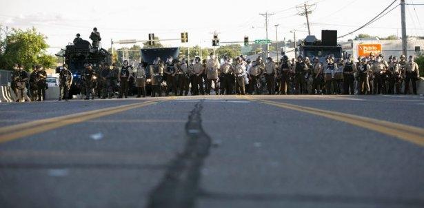 ABD Sokakları Karıştı: 1 Ölü 18