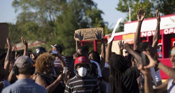 ABD Sokakları Karıştı: 1 Ölü 2