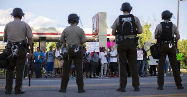 ABD Sokakları Karıştı: 1 Ölü 21