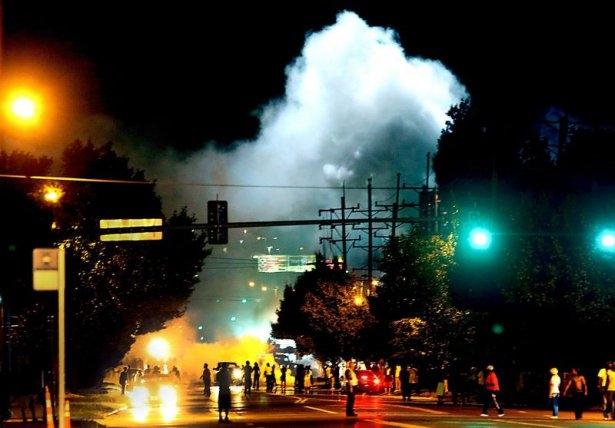 ABD Sokakları Karıştı: 1 Ölü 23