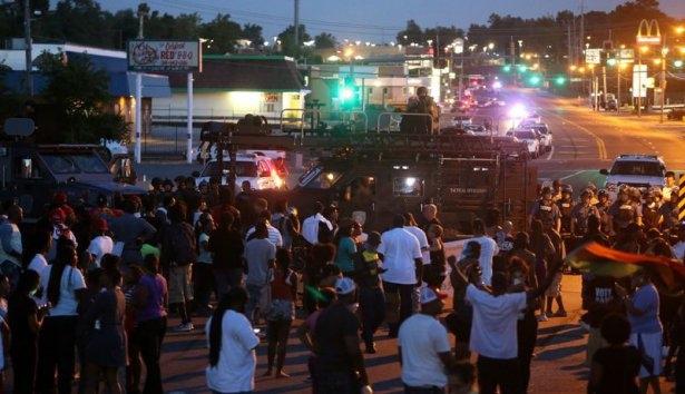 ABD Sokakları Karıştı: 1 Ölü 25