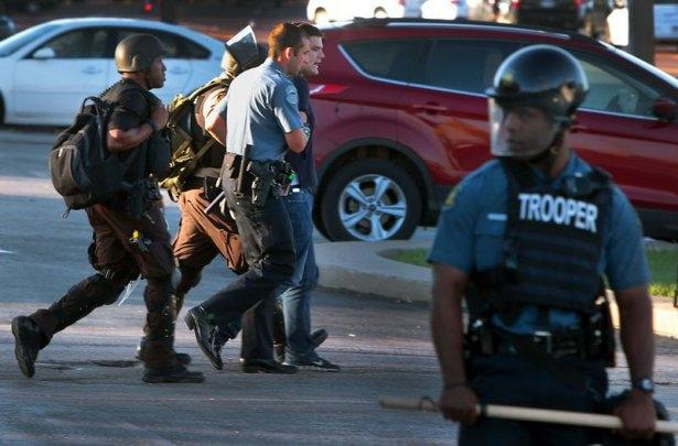ABD Sokakları Karıştı: 1 Ölü 3