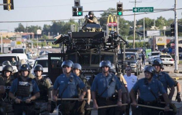 ABD Sokakları Karıştı: 1 Ölü 31