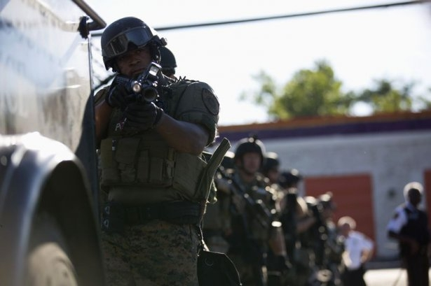 ABD Sokakları Karıştı: 1 Ölü 33