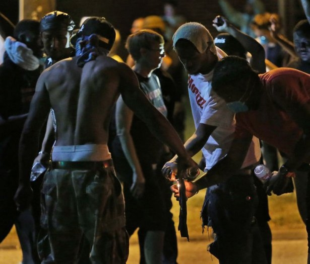 ABD Sokakları Karıştı: 1 Ölü 5