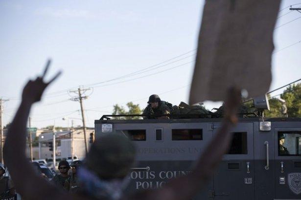 ABD Sokakları Karıştı: 1 Ölü 7