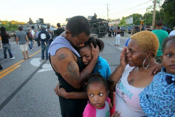 ABD Sokakları Karıştı: 1 Ölü 8