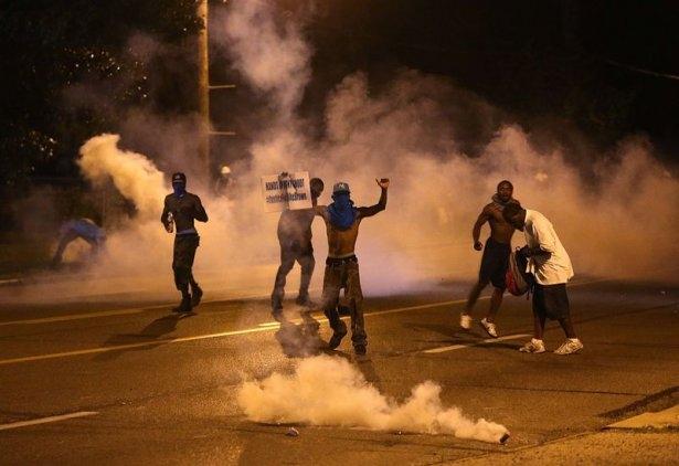 ABD Sokakları Karıştı: 1 Ölü 9